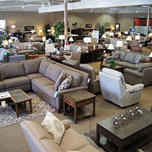 Furniture Showroom, Manitowoc Store