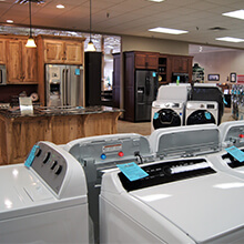 Appliance Showroom, Manitowoc Store